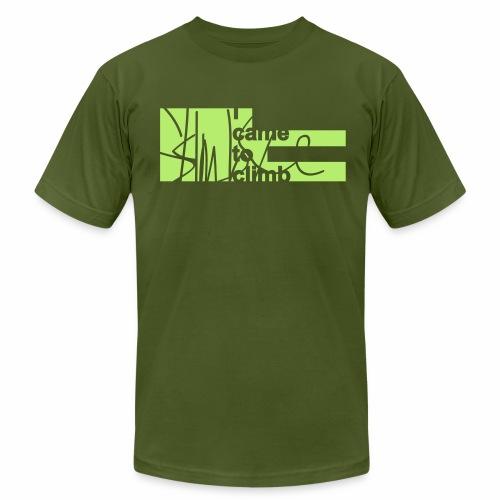 I Came to Climb. Men's Tee - Men's  Jersey T-Shirt