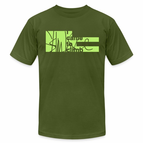 I Came to Climb. Men's Tee - Men's Jersey T-Shirt