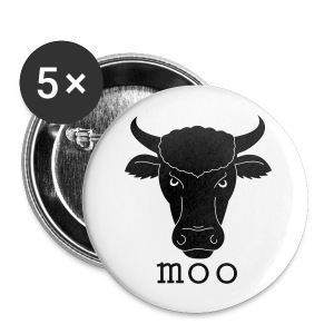 moo - Large Buttons