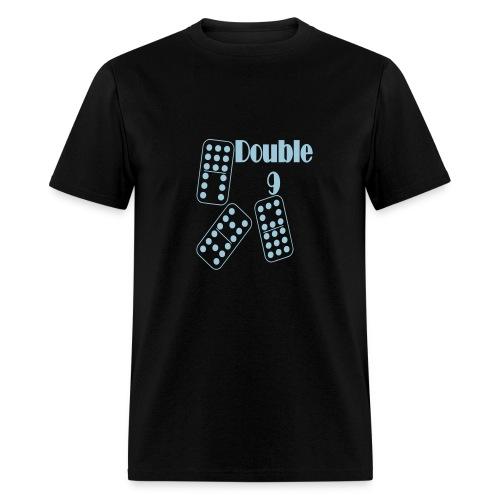 Dominoes in Double Nines T-shirt - Men's T-Shirt