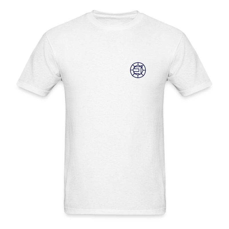 Shinkenger - Gold Zushi Shirt (White) - Men's T-Shirt