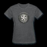 T-Shirts ~ Women's T-Shirt ~ Old School Tribute - Mustang Club