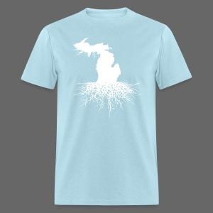 Michigan Roots Men's Standard Weight T-Shirt - Men's T-Shirt