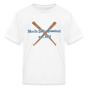 North Side Baseball EST. 1914 - Kids' T-Shirt