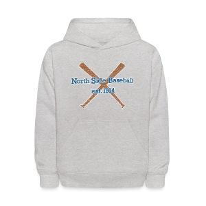 North Side Baseball EST. 1914 - Kids' Hoodie