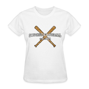 Southside Baseball EST. 1884 - Women's T-Shirt