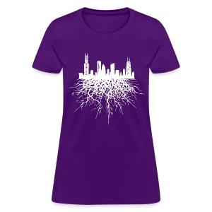 Chicago Roots - Women's T-Shirt