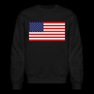 American Flag Long Sleeve Shirts