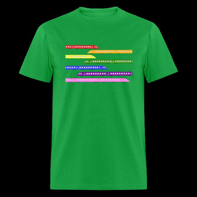 Color Trains
