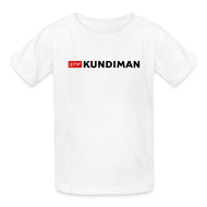 Kids' Shirts ~ Kids' T-Shirt ~ Kundiman Logo - Children's T-Shirt, Black Logo