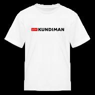 Kids' Shirts ~ Kids' T-Shirt ~ Kundiman Logo - Children's T-Shirt, Black Logo