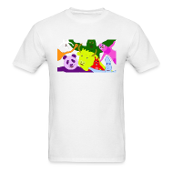 T-Shirts ~ Men's T-Shirt ~ Animals and Banana