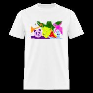 T-Shirts ~ Men's T-Shirt ~ Animals and Banana