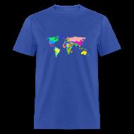 T-Shirts ~ Men's T-Shirt ~ The World