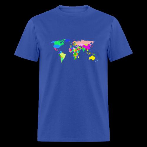 The World - Men's T-Shirt
