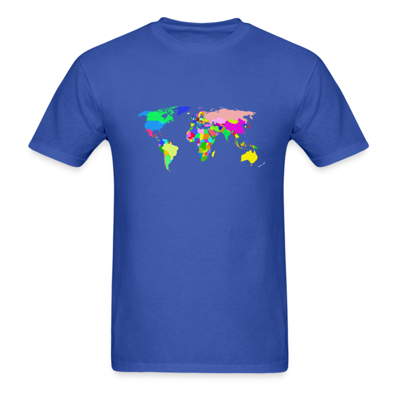The World - Men's T-Shirt