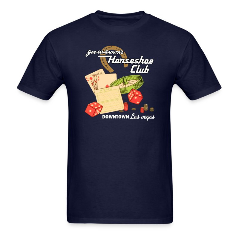 casino club t shirt