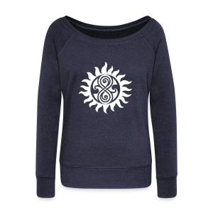 Superwho - Women's Wideneck Sweatshirt