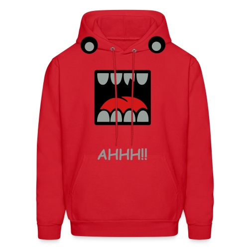 MONSTER SCREAM - Men's Hoodie