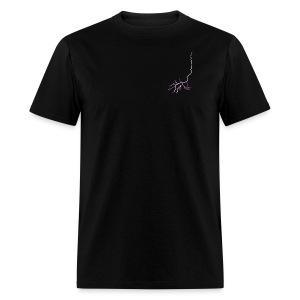 Lightning - Men's T-Shirt