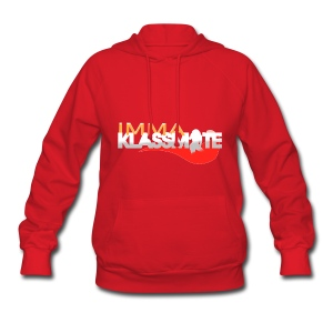 IMMA KLASSMATE (Ladie's Version Hoodie) - Women's Hoodie