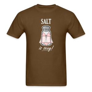 Salt Is Sexy Men's Standard Weight Tee - Men's T-Shirt