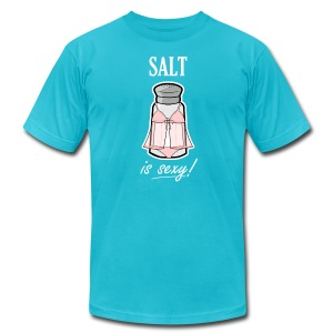 Salt Is Sexy Men's American Apparel Tee - Men's T-Shirt by American Apparel
