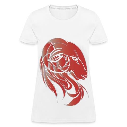 Graceful Zodiac 5A - Women's T-Shirt
