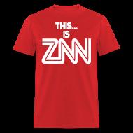T-Shirts ~ Men's T-Shirt ~ Jordan Z (w/# on back) be the Dope Spin