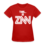 T-Shirts ~ Women's T-Shirt ~ Jordan Z (w/# on back) be the Dope Spin