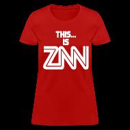 Women's T-Shirts ~ Women's T-Shirt ~ Jordan Z (w/# on back) be the Dope Spin