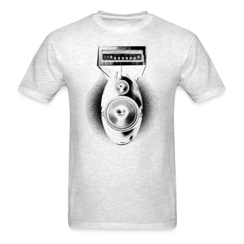 Dropin' Bombs Black - Men's T-Shirt