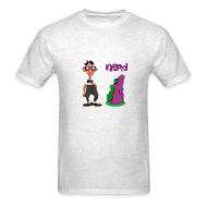 T-Shirts ~ Men's T-Shirt ~ Day of the Tentacle: Nerd