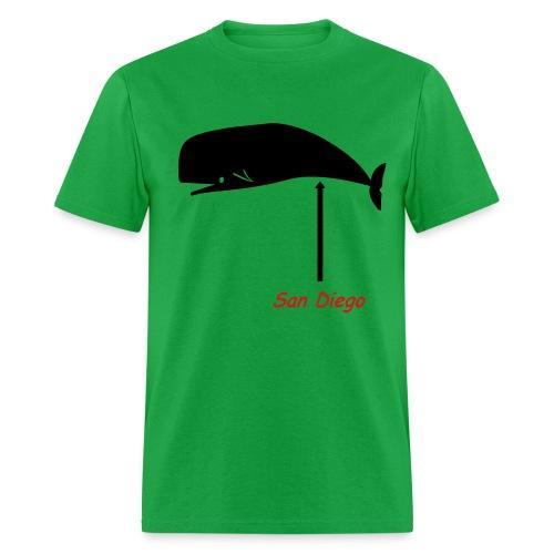 San diego anchormans t-shirt - Men's T-Shirt