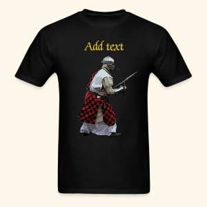 Medieval knight martial arts - Men's T-Shirt
