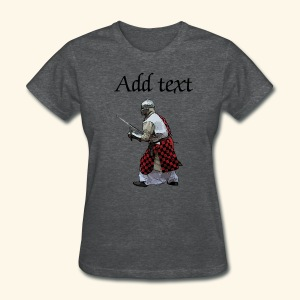 Medieval knight martial arts - Women's T-Shirt