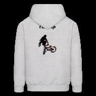 Hoodies ~ Men's Hoodie ~ BMX Hoodie - Tailwhip Trick