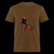 T-Shirts ~ Men's T-Shirt ~ BMX T Shirt - Tailwhip