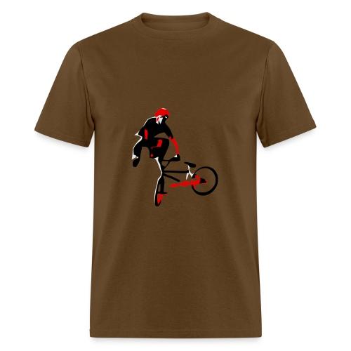 BMX T Shirt - Tailwhip  - Men's T-Shirt