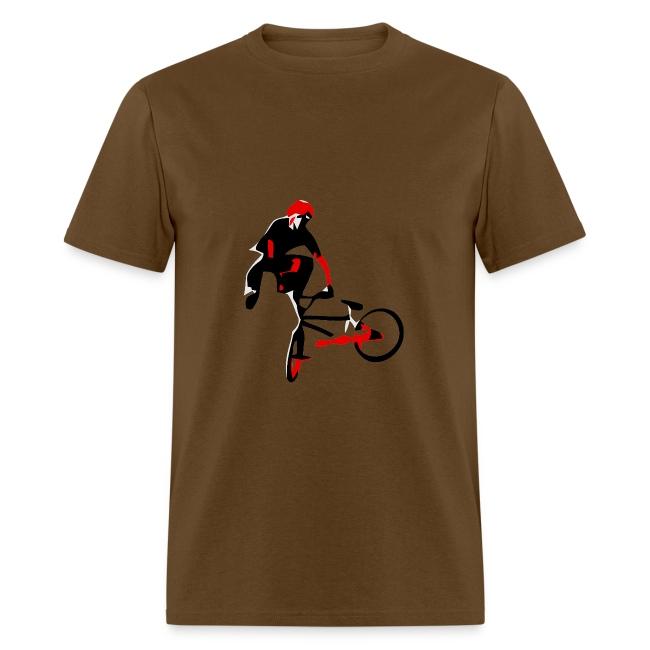 BMX T Shirt - Tailwhip