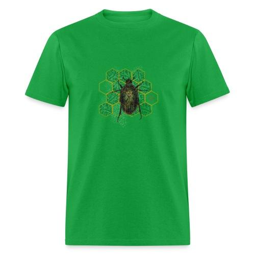 june bug reptile camo - Men's T-Shirt