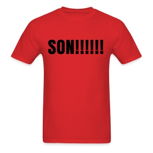 The Red Rooster SON!!!!!! Men's Regular Tee Shirt - Men's T-Shirt