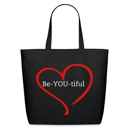 Be-YOU-tiful - Eco-Friendly Cotton Tote