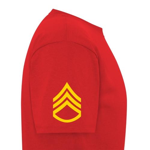 Staff sergent - Men's T-Shirt