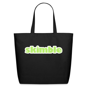 Skimble Eco-Friendly Cotton Tote - Eco-Friendly Cotton Tote