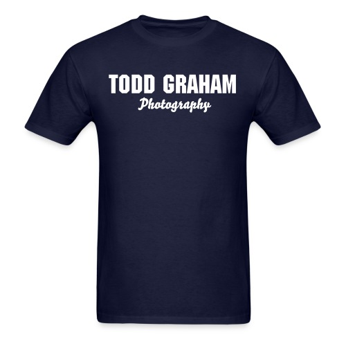 TG Photography T-Shirt - Men's T-Shirt
