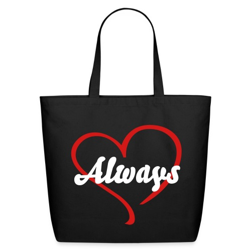 love always - Eco-Friendly Cotton Tote