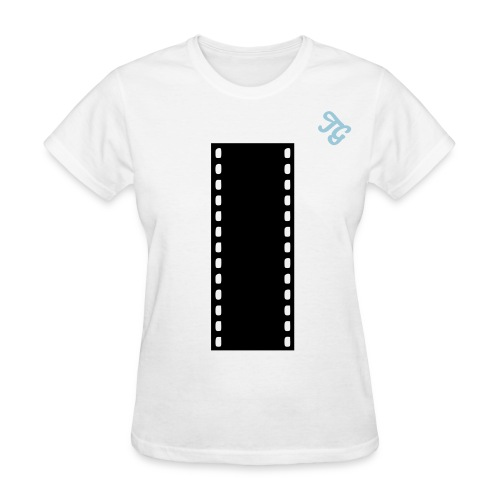 TG Photography Film Strip T-Shirt - Women's T-Shirt