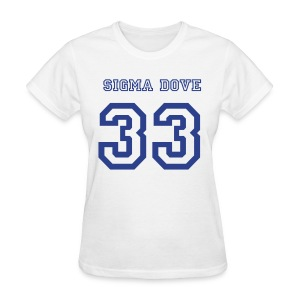 Sigma Dove 33 - Women's T-Shirt