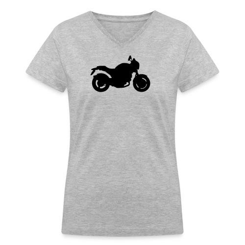 Bikes Are Better - Women's V-Neck T-Shirt